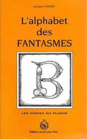 livre L'Alphabet des Fantasme