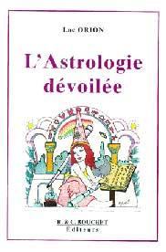 livre Astrologie Dévoilée