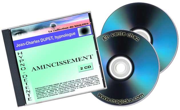 cd audio pour mincir