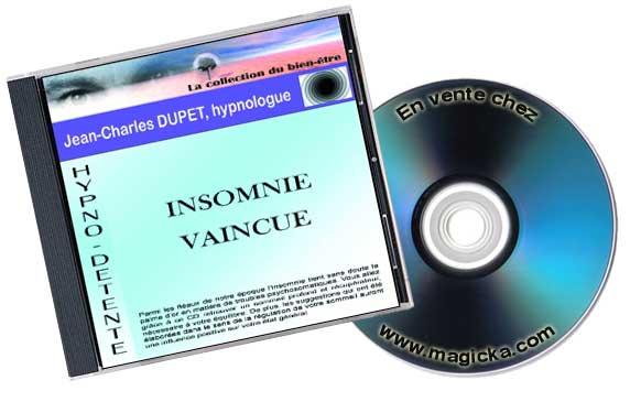 cd audio insomnie battre