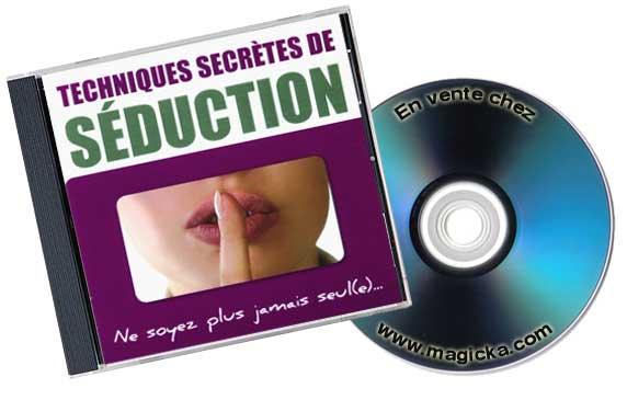 cd audio séduction