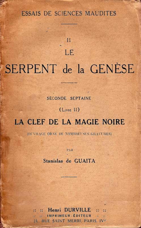 Le Serpent de la Genèse