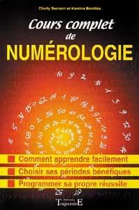 livre Cours Complet de Numérologie