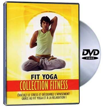 DVD - Fit YOGA