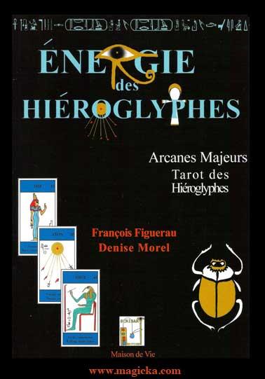 20 € Énergie des Hiéroglyphes livre