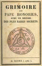 Grimoire du Pape Honorius