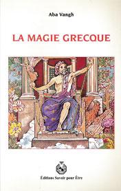 livre La Magie Grecque