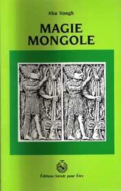 livre La Magie Mongole