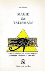 livre La Magie des Talismans