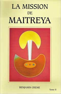 livre La Mission de Maitreya