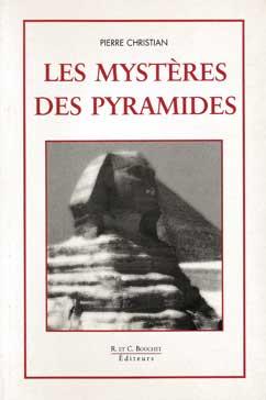 livre Les Mystères des Pyramides