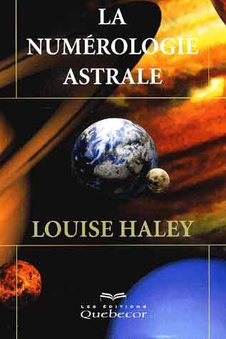 livre La Numérologie Astrale