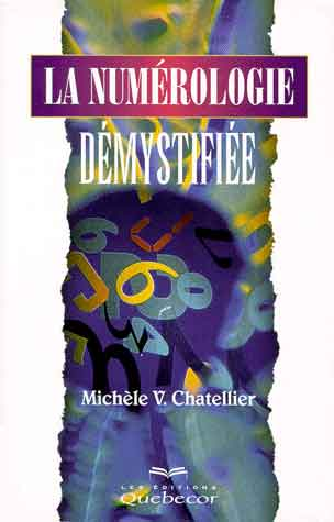 livre La Numérologie Démystifiée