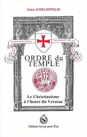 livre L'Ordre du Temple, Jean d'Héliopolis