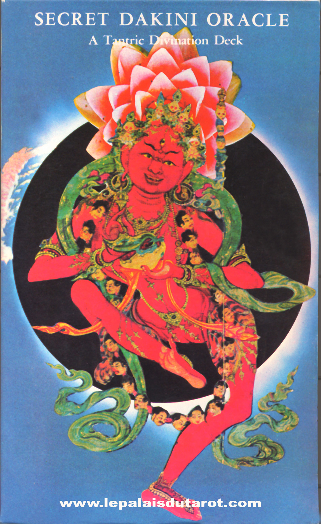 Secret Dakini Oracle