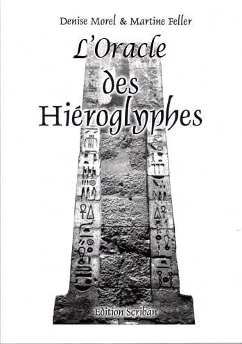 16 € Oracle des Hiéroglyphes livre