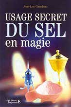 livre Usage Secret du Sel en Magie