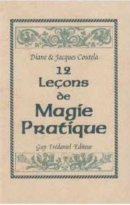 livre 12 Leçons de Magie Pratique