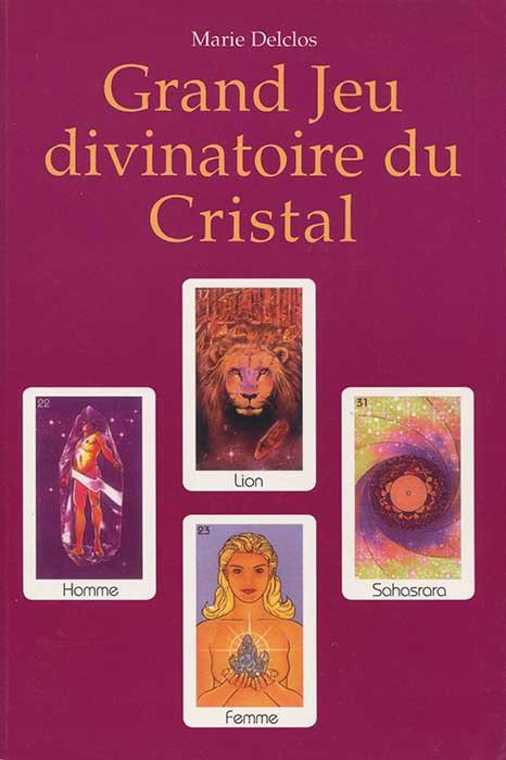24 € Le Grand Jeu Divinatoire du Cristal