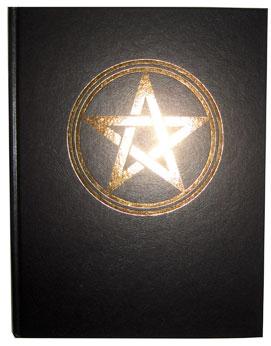 Grimoire Vierge Deluxe pentagramme