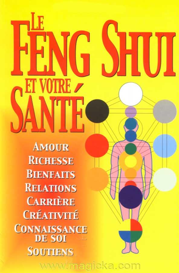 livre Le Feng Shui et votre Santé