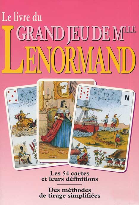 24 € Le Livre du grand jeu de Mlle Lenormand