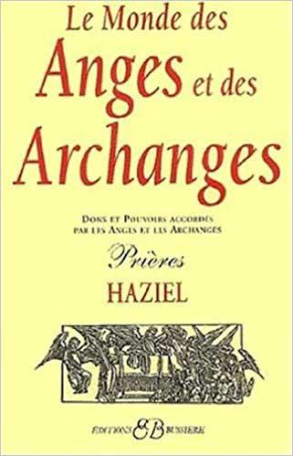 livre Le Monde des Anges et des Archanges