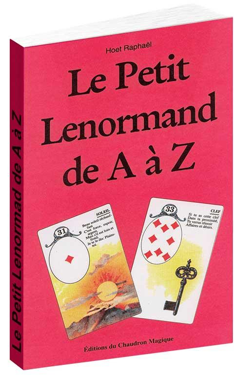 21 € Le Petit Lenormand de A à Z