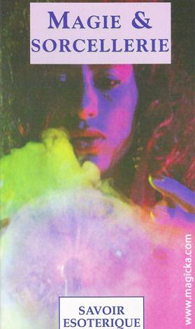 livre Magie et Sorcellerie