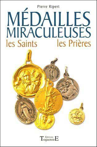 Médailles miraculeuse pierre ripert