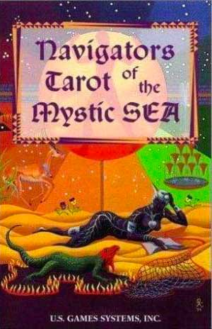 Navigators of the Mystic Sea tarot