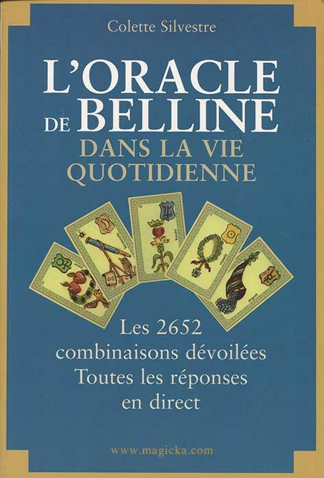 25 € Livre L'Oracle de Belline dans la vie quotidienne
