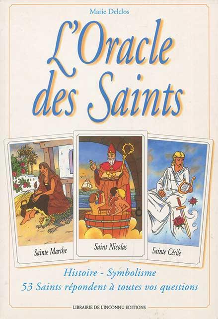 26 € Oracle des Saints livre