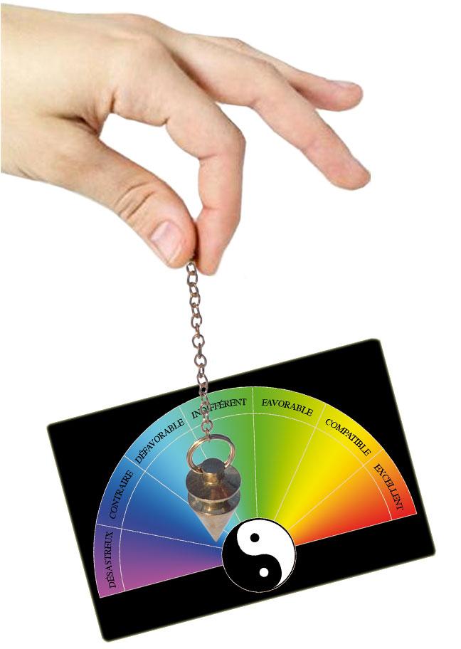 cadran de radiesthesie universel condition