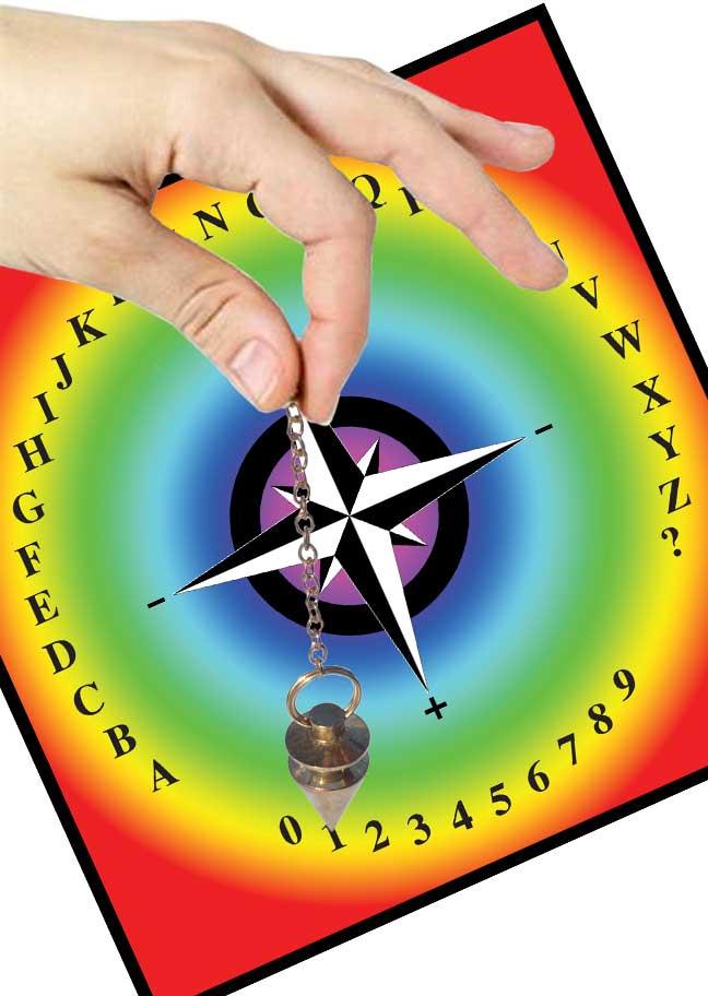 planche de radiesthésie universelle
