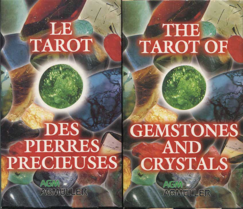 tarot of the gemstones and crystals