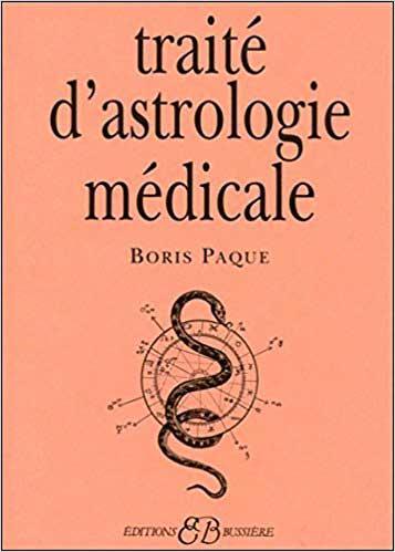Traité d'Astrologie Médicale