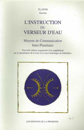 L'Instruction du verseur d'Eau